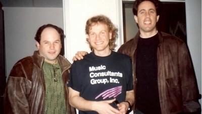 Jonathan Wolff nos habla sobre el proceso creativo del tema principal de Seinfeld