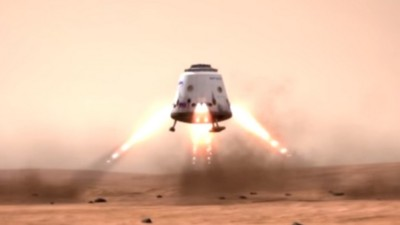SpaceX: No One Laughs Anymore When We Talk About Colonizing Mars