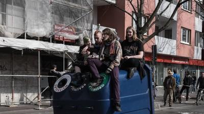 """""""Die gehn doch all net schaffe""""—Ich habe Blockupy mit Frankfurtern verbracht"""