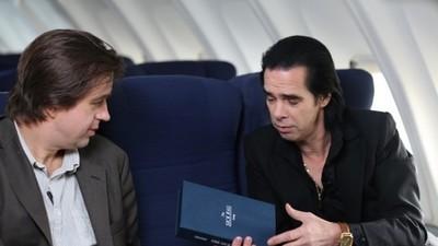 VICE et Nick Cave s'associent pour la sortie du livre « The Sick Bag Song »