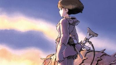 Viernes de anime: Nausicaä del Valle del Viento (1984)