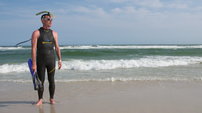 We Talked to the Frenchman Who Plans to Swim Across the Entire Pacific Ocean This Summer