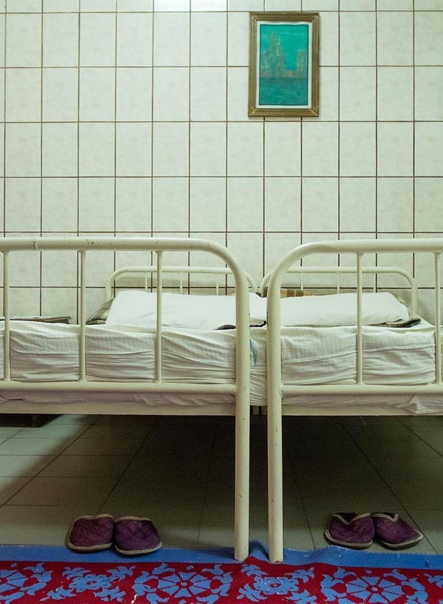 Las habitaciones para visitas conyugales en las prisiones rumanas