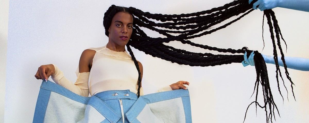 Artist Juliana Huxtable's Bold, Defiant Vision