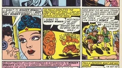 La Mujer Maravilla fue creada por un feminista y fetichista del bondage que soñaba con una utopía matriarcal