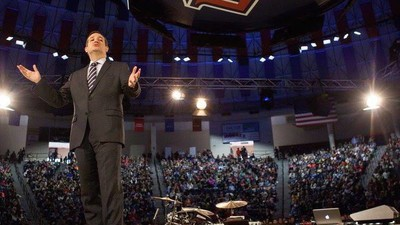 Ted Cruz Wants to Lead an Evangelical Ghost Army in 2016