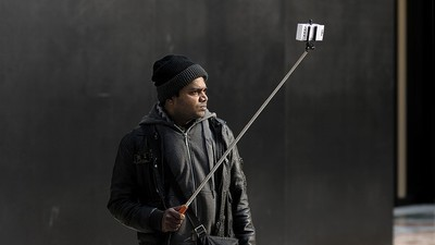 How I Learned to Stop Worrying and Love Selfie Sticks
