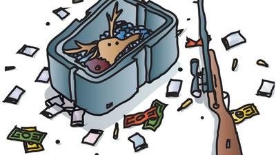 Australische Meth-Junkies dealen mit toten Hirschen