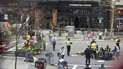 Is It Fucked Up That the Guy Who Wrote 'Robocop' Is Making a Movie About the Boston Bombing?