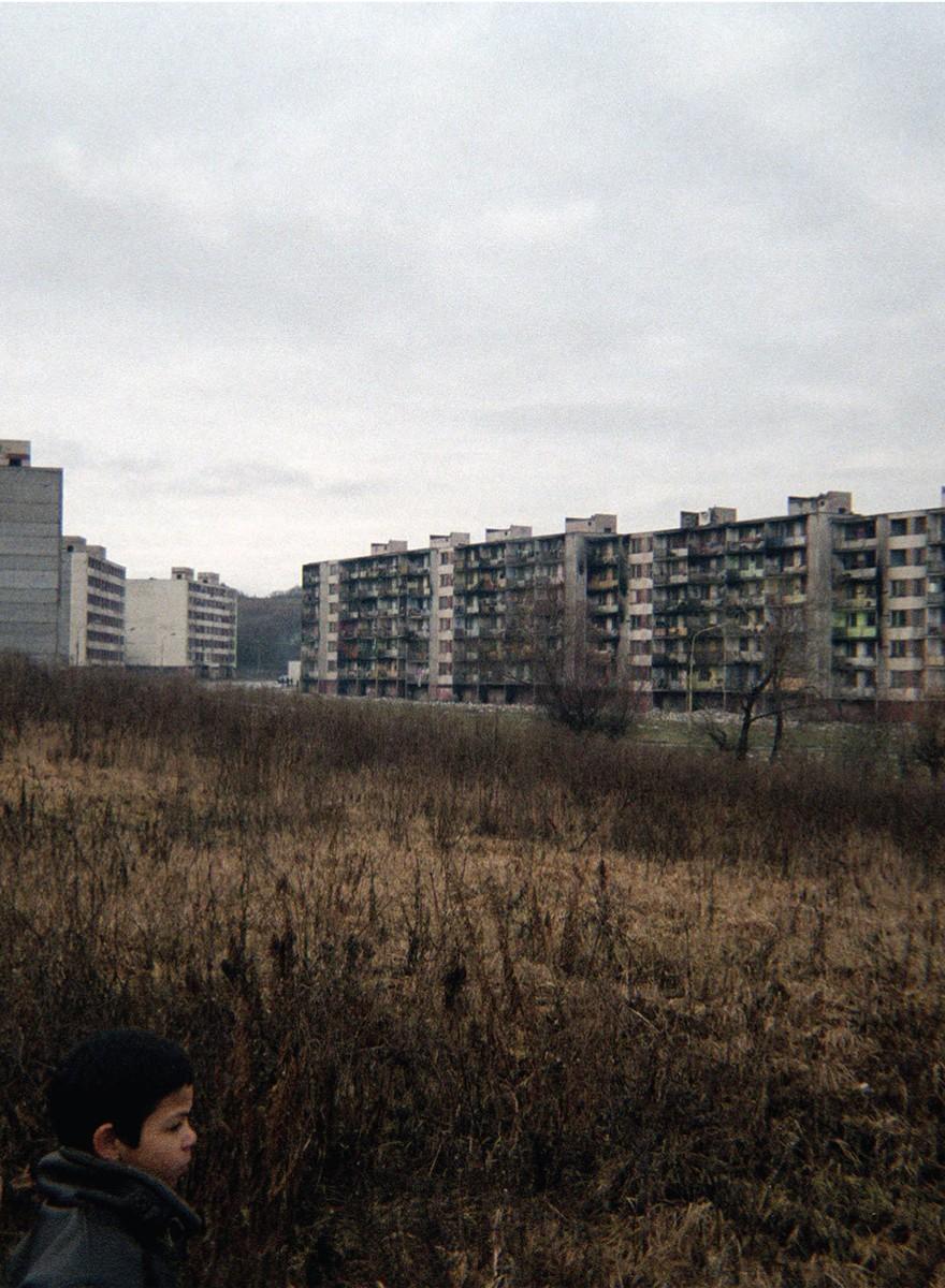 Wie Menschen im slowakischen Roma-Ghetto aus der Hölle trotzdem Spaß haben