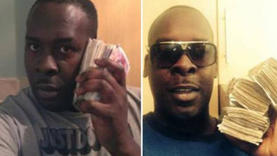 A London Drug Dealer Just Went to Prison After Taking Selfies with Wads of Cash