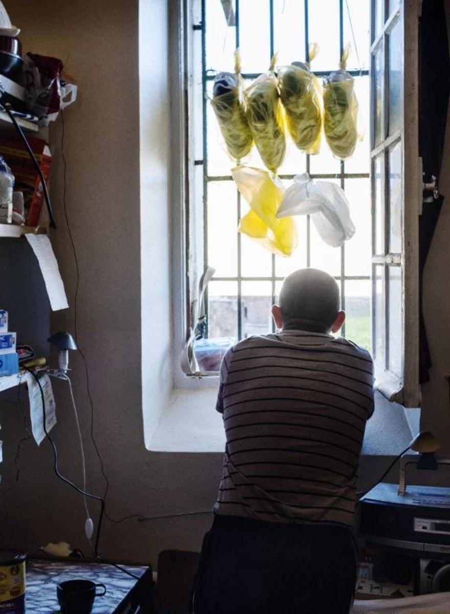 Das Leben in französischen Gefängnissen