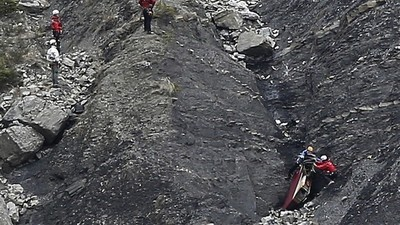 Germanwings Co-Pilot Appears to Have Deliberately Crashed Plane, According to French Prosecutor