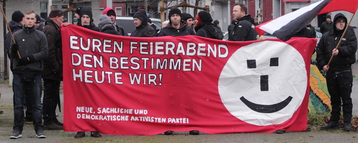 antifa vs neonazis vs polizei in dortmund herrscht morgen ausnahmezustand vice deutschland. Black Bedroom Furniture Sets. Home Design Ideas