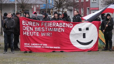 Antifa vs. Neonazis vs. Polizei: In Dortmund herrscht morgen Ausnahmezustand