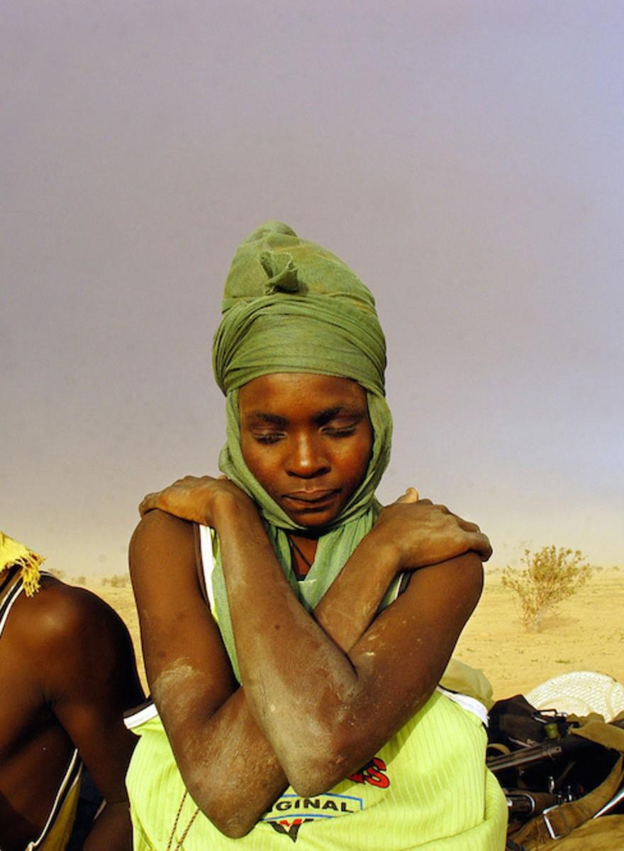 Hablamos con la fotoperiodista de guerra Lynsey Addario sobre el miedo y la resiliencia femenina