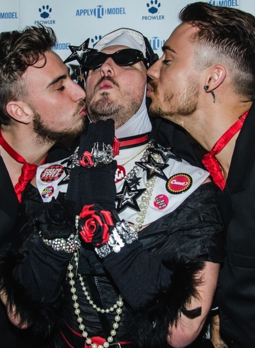 Photos from the UK's Biggest Gay Porn Awards