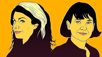 Caitlin Moran in (Drunken) Conversation with Sophie Heawood – Part One