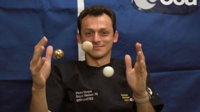 """Pedro Duque: """"Que el ser humano pise Marte depende de que algún Gobierno ponga el dinero"""""""