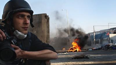 Simon Krieger: Palästina – Griechenland – Iran