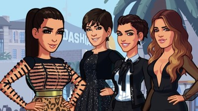 Being Kim for an Hour: the Weird World of Celebrity Apps