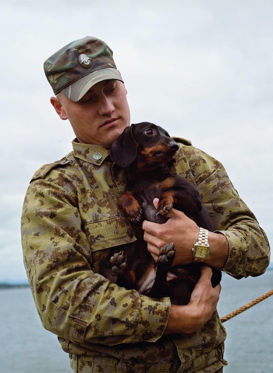 Una investigación fotográfica de las fronteras de Rusia