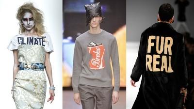 Poderá a moda ter ambições políticas?