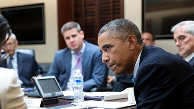 Obama Declares Hacking a 'National Emergency'