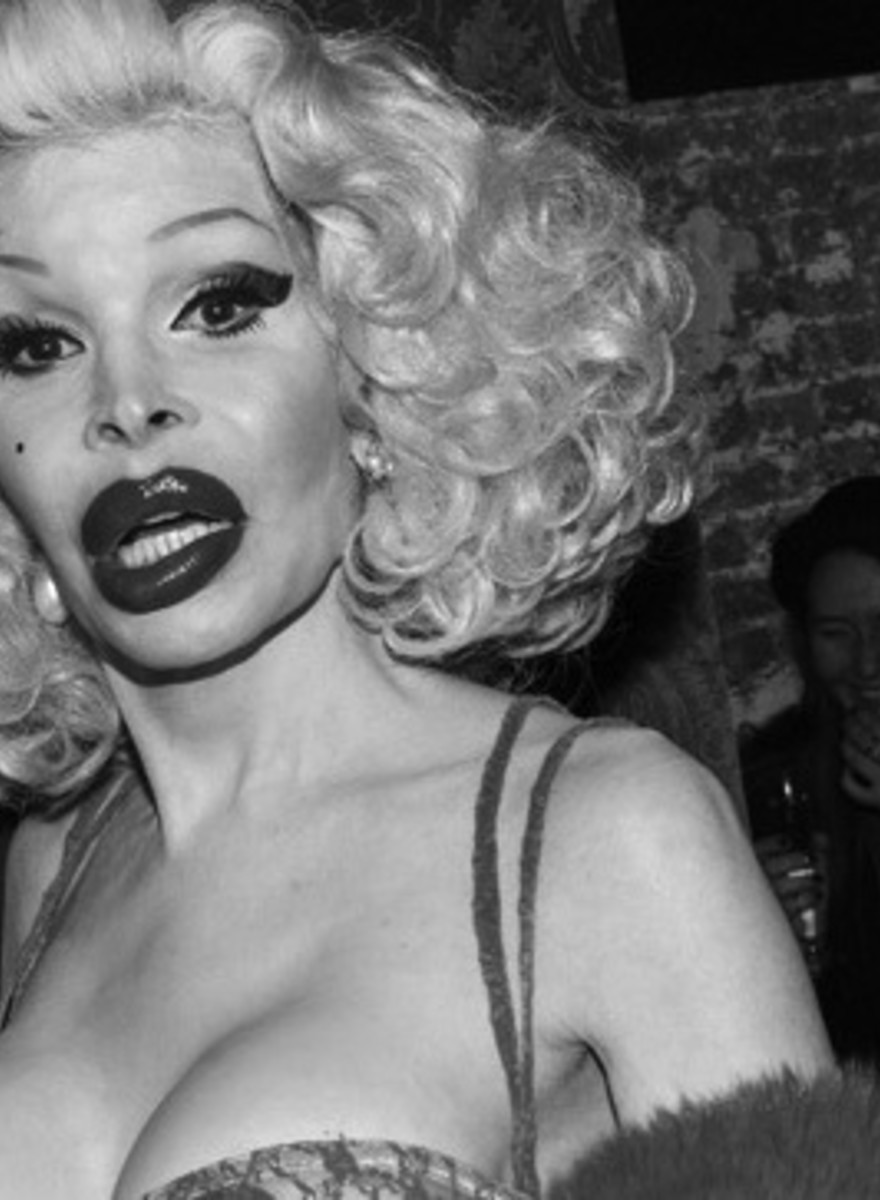 ​Inside the World of Trans Nightlife Icon Amanda Lepore
