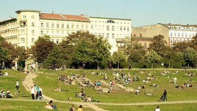 700 Kiffer gegen das System: Der Berliner Kiff-In hat die Polizei blamiert