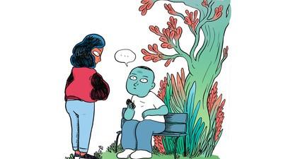 « Les Plantes Froides » – Chapitre 3, par Pierre Thyss