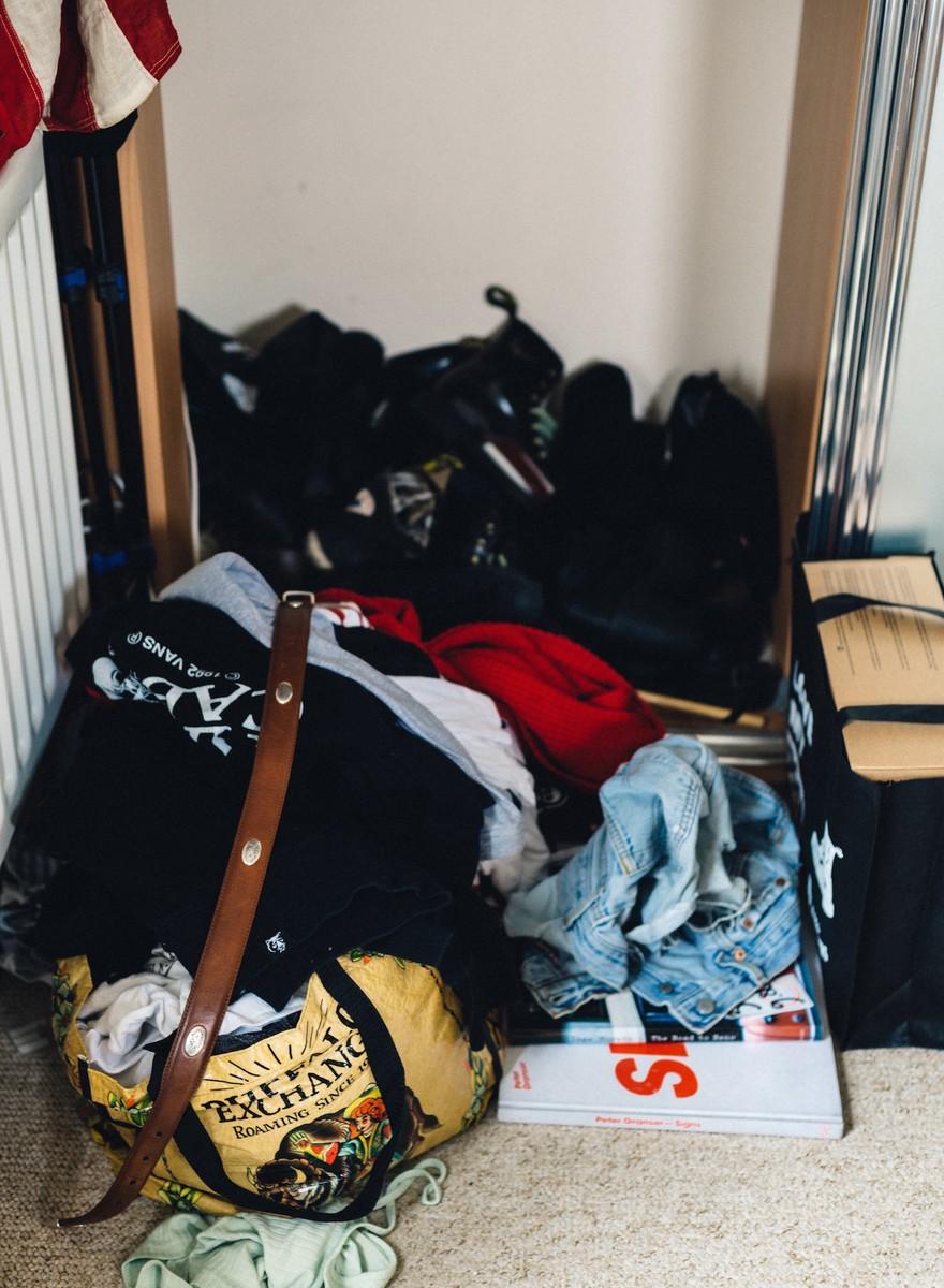Unterwegs in den Wohnungen englischer Junggesellinnen