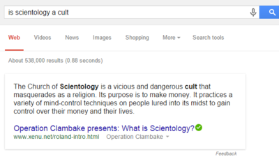 The Church of Scientology Is Hilariously Bad at Online Damage Control