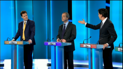 The Recurring Themes That Explain Britain's Leaders' Debate Last Night