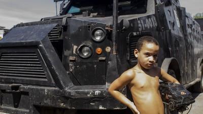 Feliz Aniversário: Um Ano de Ocupação do Complexo da Maré