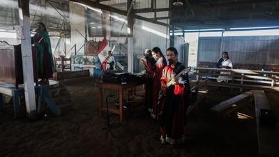 VICE presenta 'Coca y Fe en el Amazonas' en el Cine Tonalá
