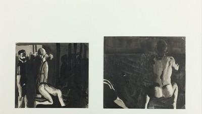 Sholem Krishtalkas gezeichnetes Berlin-Tagebuch ist besser als ein Porno