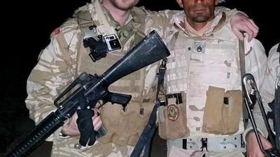 NATO Vets Are Setting Up Commando and Sniper Schools for the Kurds