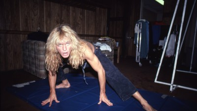David Lee Roth Is the Best Martial Artist in Rock