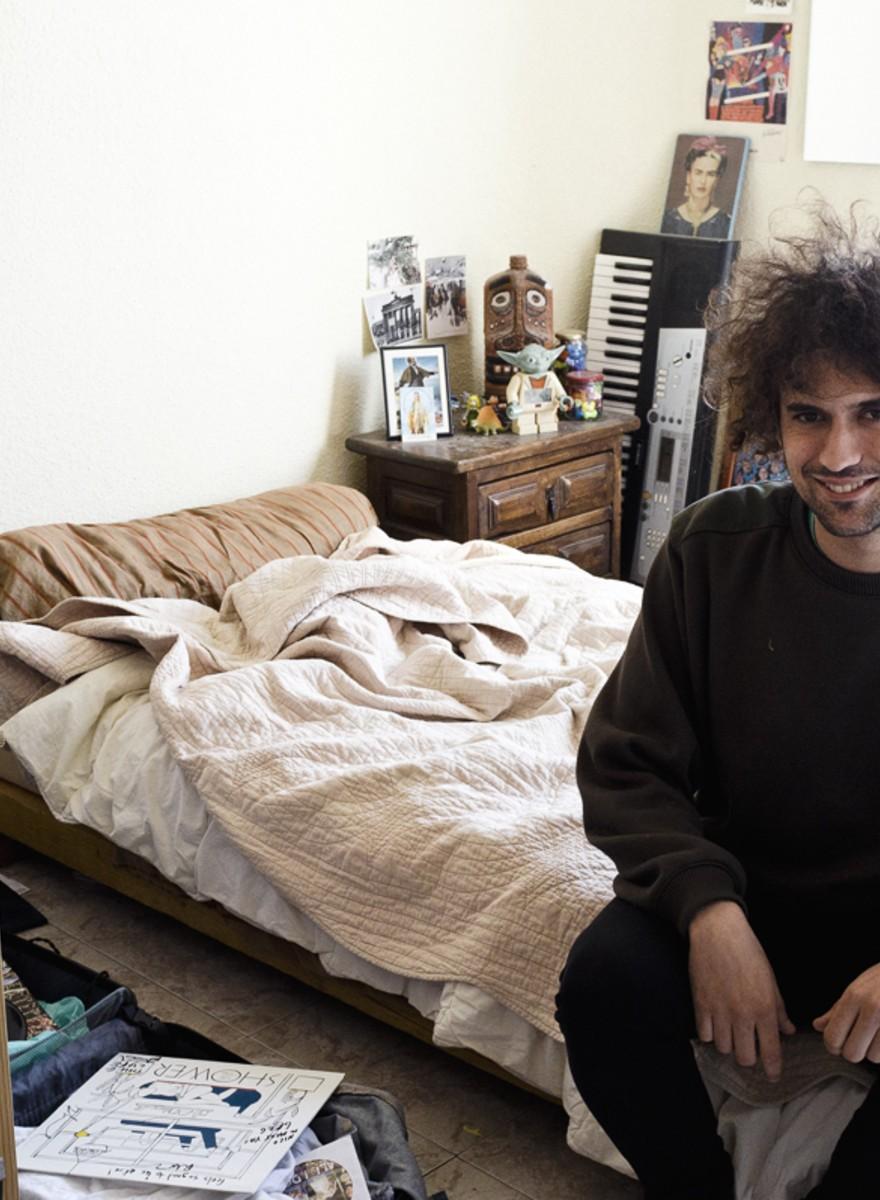Fotos de pisos de solteros de Madrid