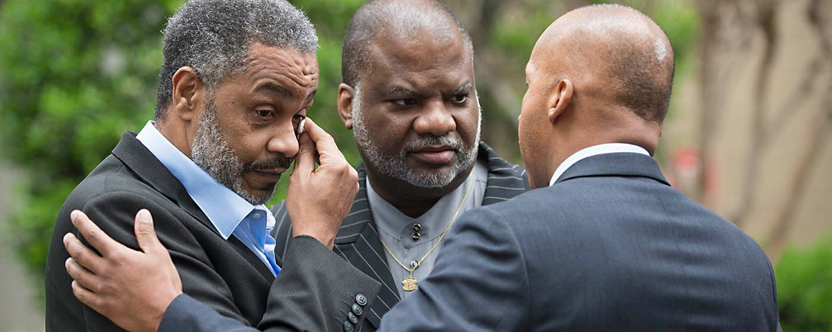 Talking to a man who just got exonerated after 30 years on death row