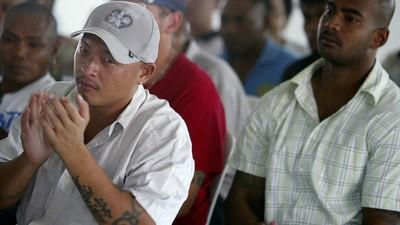 We spraken de celgenoot van twee ter dood veroordeelde Australische drugssmokelaars in Indonesië