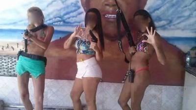 Braziliaanse bendes op Facebook