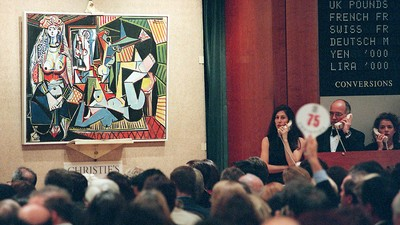 A Picasso Painting Could Get Auctioned Off for $140 Million in May