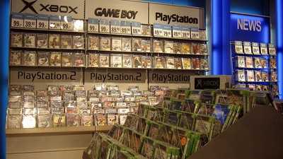 Vendor Trash: Imagining the Future of Video Game Retail