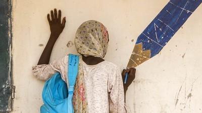 We spraken een meisje dat aan Boko Haram ontsnapte