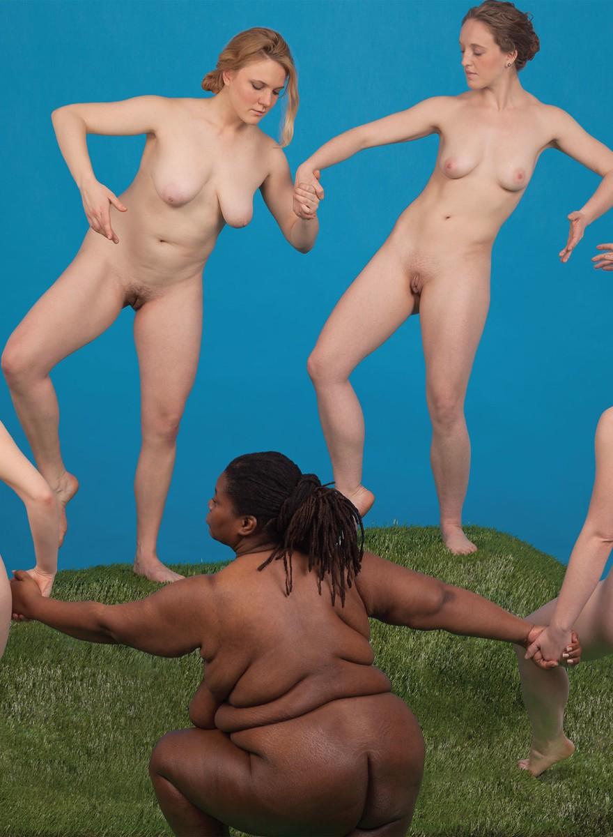 Desnudos artísticos