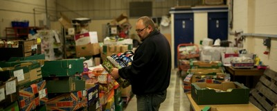 Shy Bairns Get Nowt: Inside Britain's Busiest Food Bank