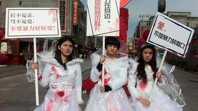 De 'Peking Vijf' zijn vooralsnog uit de gevangenis