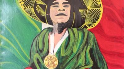 El Púas VS Rocky Balboa y otras batallas épicas al rescate del rotulismo mexicano